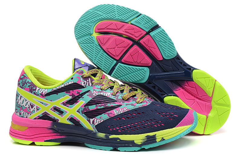 chaussures sport femme asics